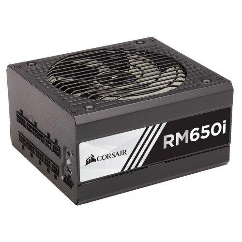 Corsair RMi Series RM650i Power Supply 650 Watt 80 PLUS Gold Certified Fully Modular PSU