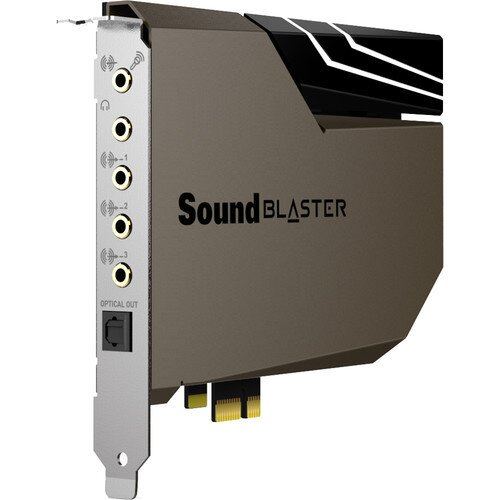 Creative Labs Sound Blaster AE-7 Hi-Res PCI-e DAC and Amp Sound Card