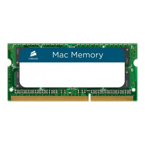 Corsair Mac Memory 8GB DDR3 SODIMM Memory Kit - CMSA8GX3M1A1333C9