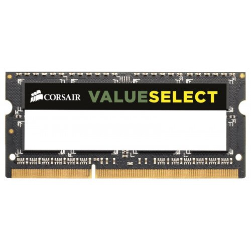 Corsair 8GB (2 x 4GB) DDR3 SODIMM Memory - CMSO8GX3M2A1600C11