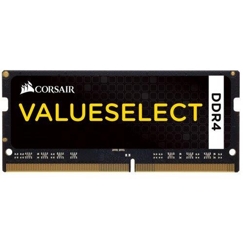 Corsair Memory 8GB (2x4GB) DDR4 SODIMM 2133MHz C15 Memory Kit