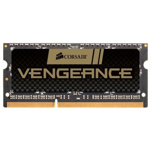 Corsair Vengeance - 8GB High Performance Laptop Memory Upgrade Kit - CMSX8GX3M2B1600C9