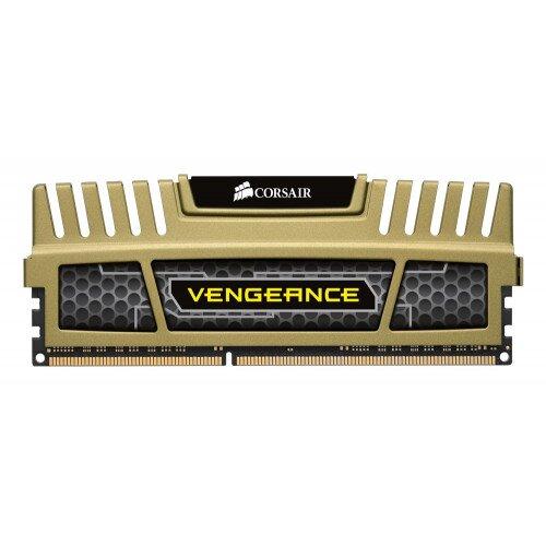 Corsair Vengeance - 16GB Quad Channel DDR3 Memory Kit - Military Green