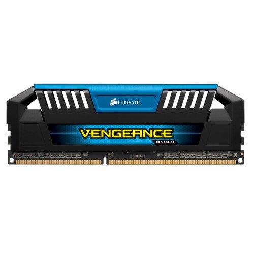 Corsair Vengeance Pro Series - 8GB (2 x 4GB) DDR3 DRAM 1600MHz C9 Memory Kit - Blue