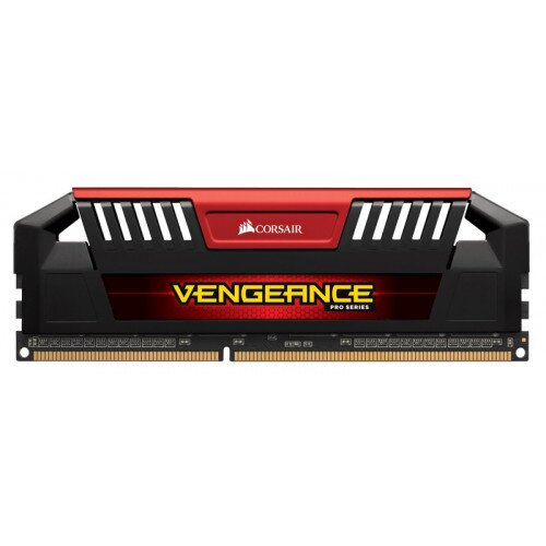 Corsair Vengeance Pro Series 16GB (2x8GB) 1.35V DDR3L DRAM 1866MHz C10 Memory Kit - Red