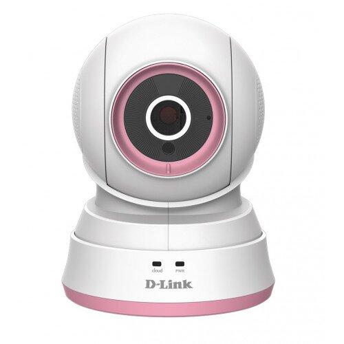D-Link Pan & Tilt Wi-Fi Baby Camera