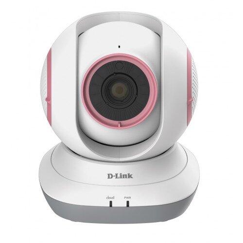 D-Link HD Pan & Tilt Wi-Fi Baby Camera
