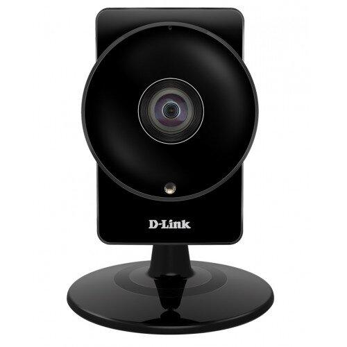 D-Link HD 180-Degree Wi-Fi Camera - Black
