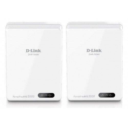 D-Link PowerLine AV2 2000 Gigabit Starter Kit
