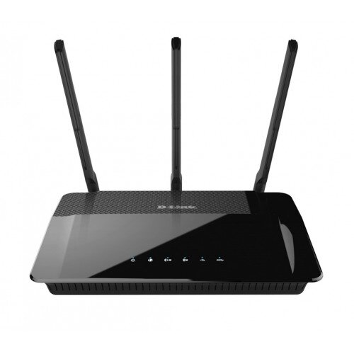 D-Link Wireless AC1900 Dual Band WiFi Gigabit Router