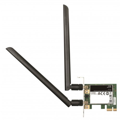 D-Link Wireless AC1200 Dual Band PCI Express Adapter