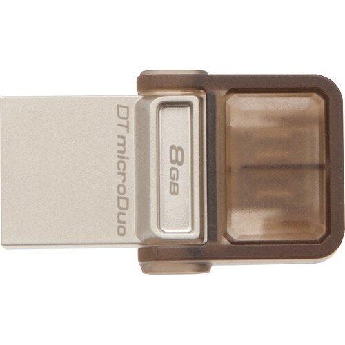 Kingston DataTraveler MicroDuo - 8GB
