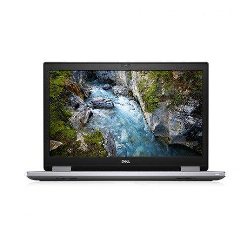 """Dell 17.3"""" Precision 7740 Mobile Workstation - Intel Core i7-9750H - M.2 512GB PCIe NVMe Class 40 Solid State Drive - 16GB DDR4 - NVIDIA Quadro RTX 3000 - Windows 10 Pro 64-bit English"""