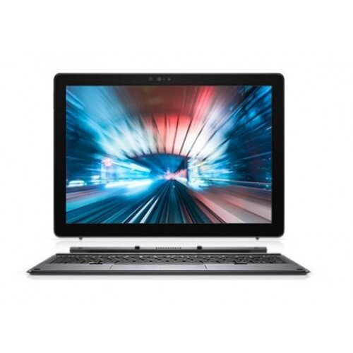 Dell Latitude 12 7200 2-in-1 Business Laptop - 8th Generation Intel Core i7-8665U - 16GB LPDDR3 - 512GB Solid State Drive