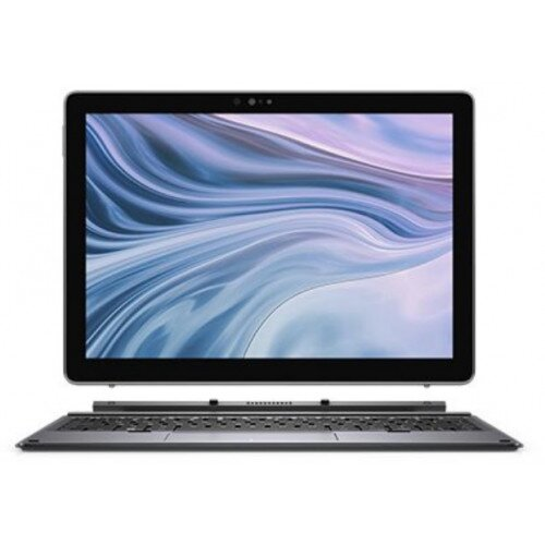 "Dell 12.3"" Latitude 7210 2-in-1 Business Detachable Laptop - 10th Generation Intel Core i5-10310U - 256GB M.2 PCIe NVMe SSD - 8GB LPDDR3"