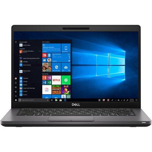 "Dell 14"" Latitude 5400 Business Laptop - 500GB SATA Hard Drive - 8th Gen Intel Core i5-8265U - 4GB DDR4 - 14.0"" HD (1366 x 768) Anti-Glare"