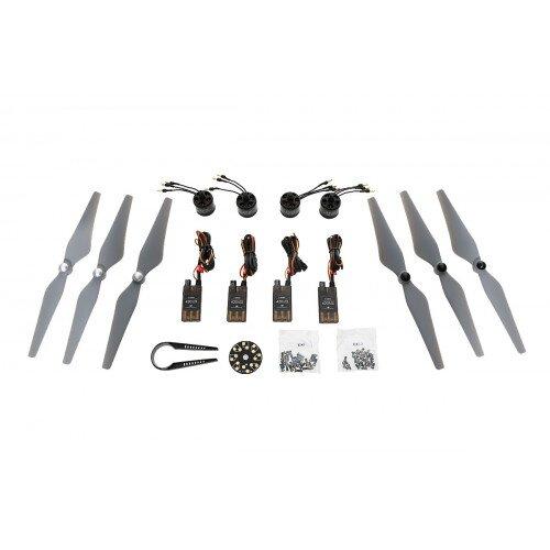 DJI E305 (4 Motor/ESC; 3 Pair Props; Accessories)