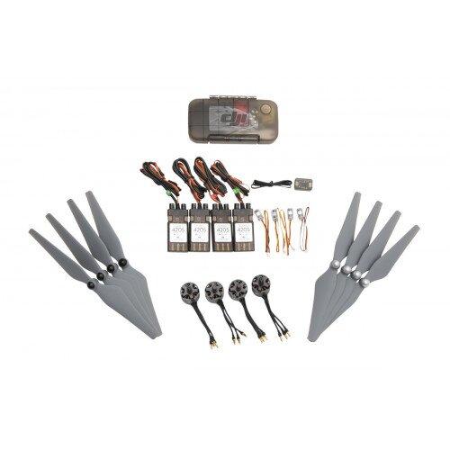 DJI E310 (4 Motor/ESC; 4 pair props; Accessories pack; Updater for ESC)