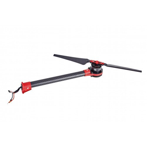 DJI S900 - Complete Arm (CW-RED)