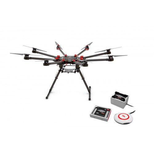 DJI Spreading Wings S1000+ + WooKong-M