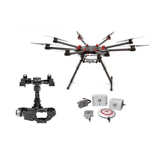 DJI Spreading Wings S1000+ + A2 + Zenmuse Z15-5D III (HD)