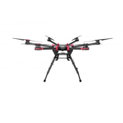DJI Spreading Wings S900 + WooKong-M + Zenmuse Z15-A7 Hexacopter