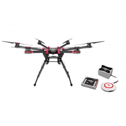 DJI Spreading Wings S900 + WooKong-M Hexacopter