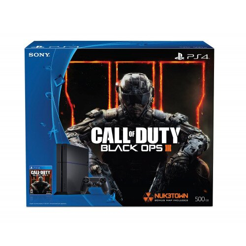 Sony PlayStation 4 500GB Console - Call of Duty: Black Ops III Standard Edition Bundle