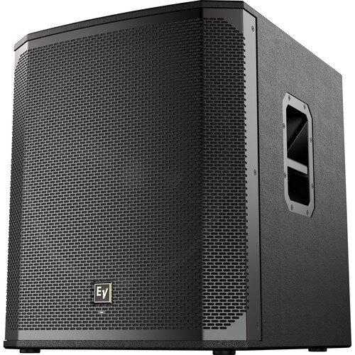 "Electro-Voice ELX200-18SP 18"" Powered Subwoofer - Black"