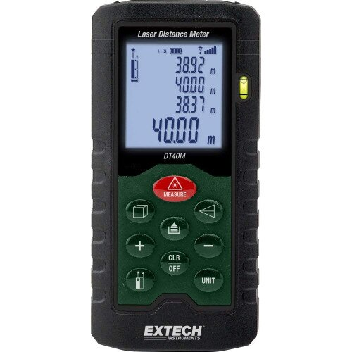 Extech DT40M Laser Distance Meter