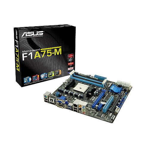 ASUS F1A75-M Motherboard