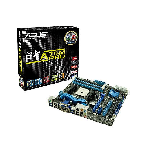 ASUS F1A75-M Pro Motherboard