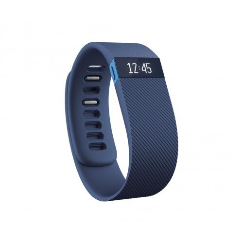 Fitbit Charge Activity Tracker + Sleep Wristband - Blue - Large