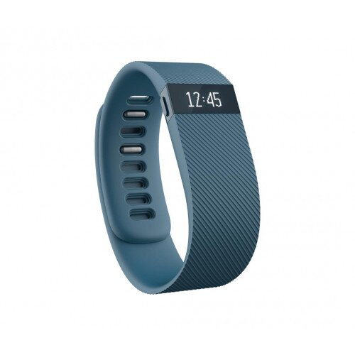 Fitbit Charge Activity Tracker + Sleep Wristband - Slate - Large
