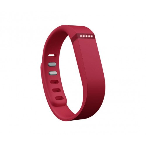 Fitbit Flex Wireless Activity + Sleep Tracker Wristband - Red