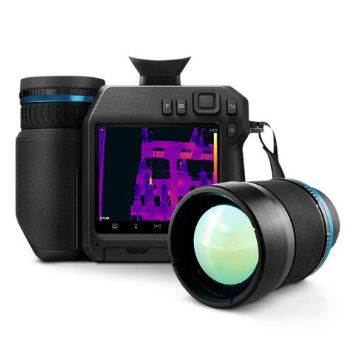 FLIR T840 High-Performance Thermal Camera with Viewfinder