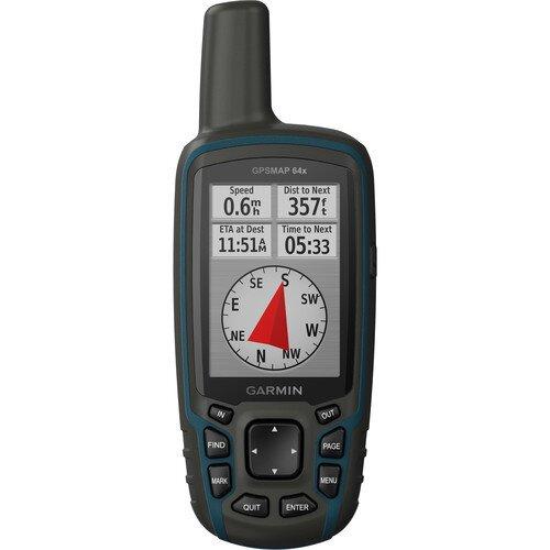 Garmin GPSMAP 64x Handheld Outdoor GPS