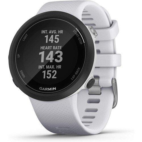 Garmin Swim 2 GPS Swimming Smart Watch - Whitestone