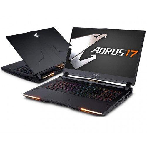 "Gigabyte AORUS 17 9th Gen Intel Core i7 Gaming Laptop - NVIDIA GeForce RTX 2080 - 8G GDDR6 - 17.3"" Thin Bezel AUO FHD 1920x1080 240Hz Anti-Glare"