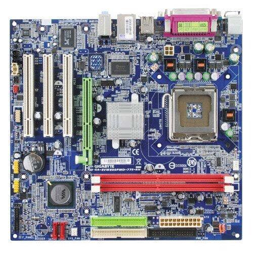 Gigabyte GA-8VM800PMD-775-RH Motherboard