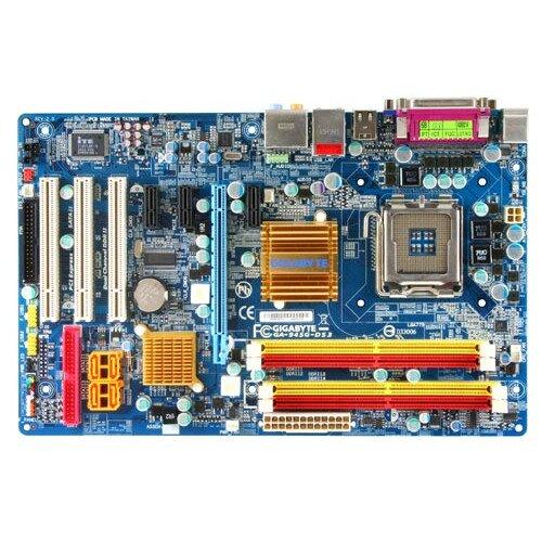Gigabyte GA-945G-DS3 Motherboard