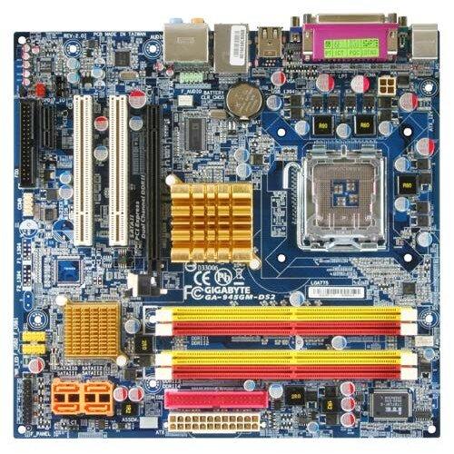 Gigabyte GA-945GM-DS2 Motherboard