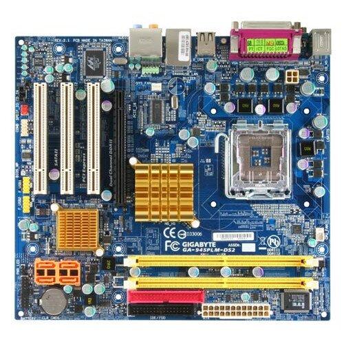 Gigabyte GA-945PLM-DS2 Motherboard