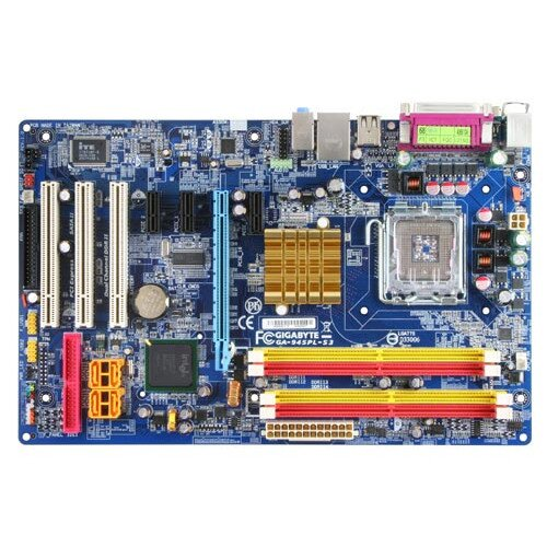 Gigabyte GA-945PL-S3 Motherboard