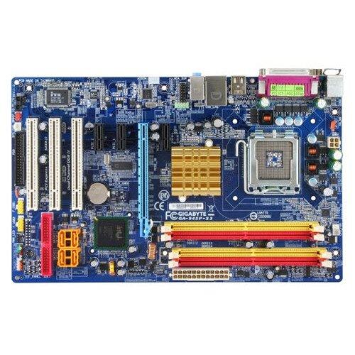 Gigabyte GA-945P-S3 Motherboard