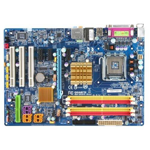 Gigabyte GA-965G-DS3 Motherboard