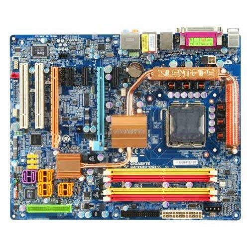Gigabyte GA-965G-DS4 Motherboard