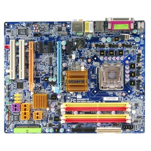Gigabyte GA-965P-DS3P Motherboard
