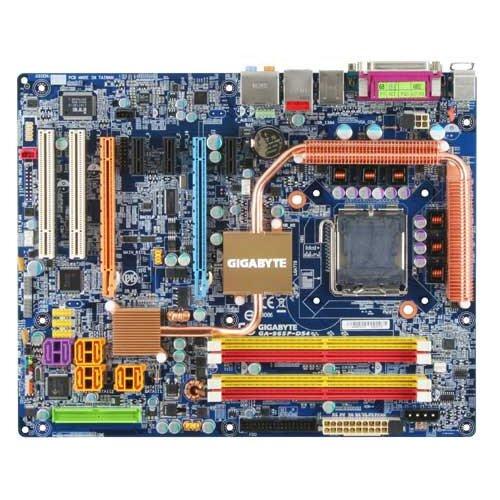 Gigabyte GA-965P-DS4 Motherboard