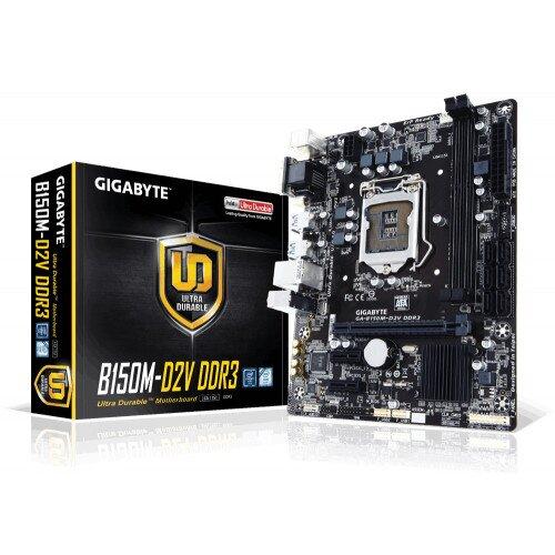 Gigabyte GA-B150M-D2V DDR3 Motherboard